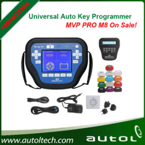 Universal Car Key Programming Tool MVP Key PRO M8 Auto Key Programmer with 800 Tokens DHL Fast Shipping pictures & photos