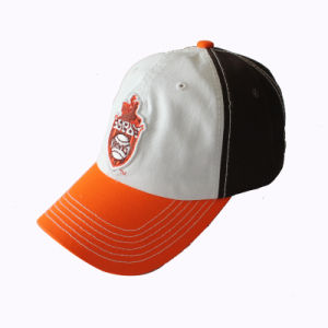 Top Quality Embroidery Custom Washed Cotton Baseball Cap (GKA01-D00102) pictures & photos