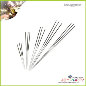 7 Inch Golden Sparklers for Indoors Party