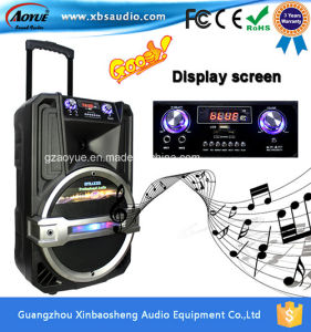 10 Inch Professional Audio Speaker with Display Screen