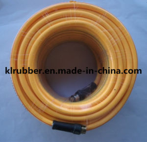 PVC Power Spray Hose for Spraying Agricultural Chemical pictures & photos