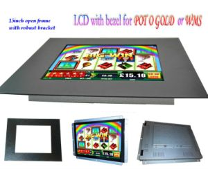 15inch Monitor Open Frame Touch IR Resistive Capacitive for Koisk Gaming (WINOP15B)