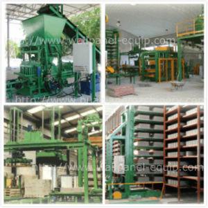 Fully Automatic Foam Concrete Block Machine (HQBL-34)