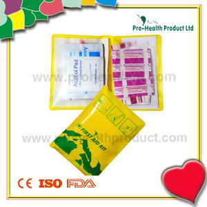 (pH052) Medical Pocket First Aid Kit pictures & photos