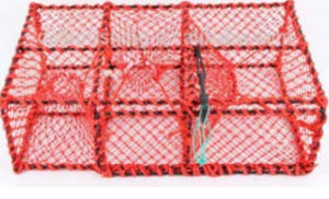 New Arrival Red Color Lobster Trap pictures & photos