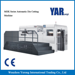 Mhk Series Automatic Die Cutting Machine pictures & photos