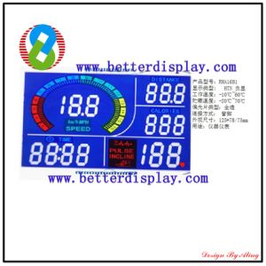 High Quality Blue Backligh LCD Display Module Stn LCD Screen pictures & photos