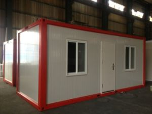 Modular Prefab Container House Home Most Cost-Effective 20FT 40FT Flat Pack pictures & photos