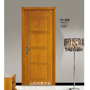The Wooden Door Is Made According to Your Request. pictures & photos