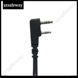 Acoustic Tube Headset for Kenwood Two Way Radio pictures & photos
