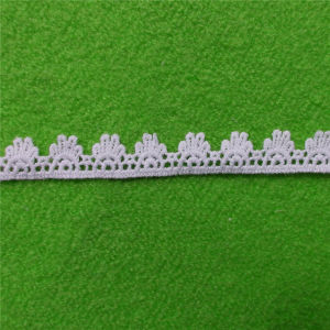 Chemical Single Edge Water Soluble Trim Lace (c35) pictures & photos