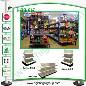Supermarket Shelves Double Sides Shelving pictures & photos