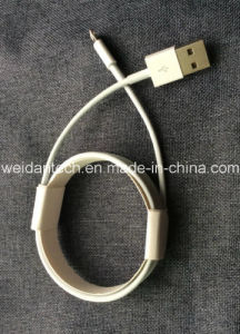 1.0meter Lightning USB Data Cable pictures & photos