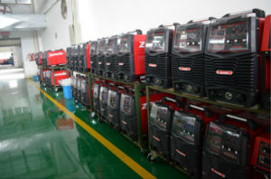 Inverter IGBT MIG Mag Welding Equipment MIG-350 pictures & photos