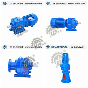 R Series Helical Gear Speed Reducer