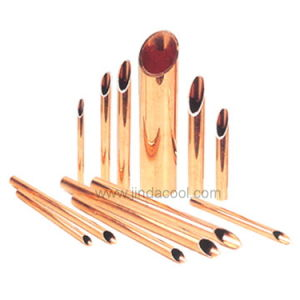 Hard Temper Copper Tube Copper Water Pipe pictures & photos