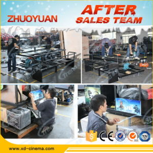 Zhuoyuan Wholesale Commercial 5D 7D Cinema Theater Equipment for Sale pictures & photos
