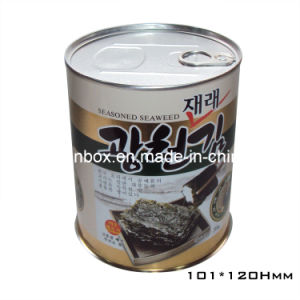 Pop-Top Tin Can for Seaweed (DL-PT-0531)