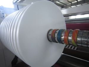Fr-218 Non-Woven Roll Slitting Rewinding Machine pictures & photos