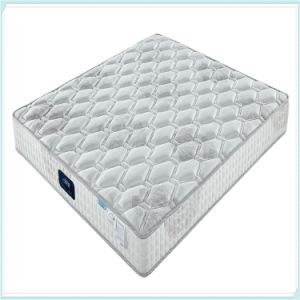Home Furniture Comfortable Pillow Top Pocket Spring Mattress pictures & photos