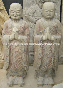 Old Finish Buddha Marble (SH669) pictures & photos