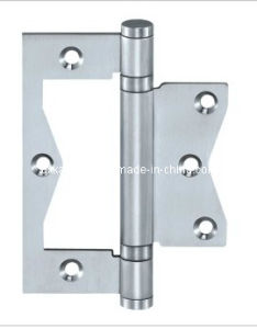 SUS304 Satin Finish Flush Hinge for Wooden Door (KTG-503-DYJ 2BB) pictures & photos