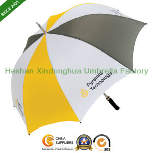 27inch Inexpensive Personalized Golf Umbrellas for Promotional Gifts (GOL-0027Z) pictures & photos