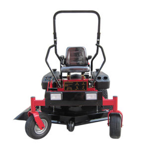 "42"" Professional Zero Radius Ride on Lawn Mowers with 19HP B&S Engine"