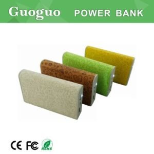 Elegant Leather Case Power Bank, Creative Power Bank, Hot New Products for 2015 Power Bank