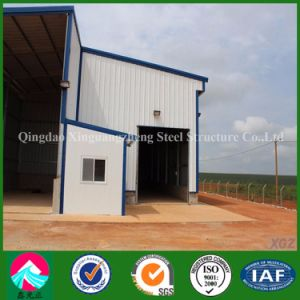 Prefabricated Light Steel Structure House (XGZ-A033) pictures & photos