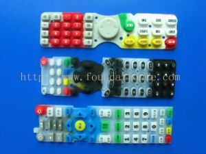 Silicone Keypad Switchproductsilicone Keypad Switch Touch Panel Silicone Product Silicone Keyboard Keypad Panel Silicone Rubber Bracelets Silicon pictures & photos