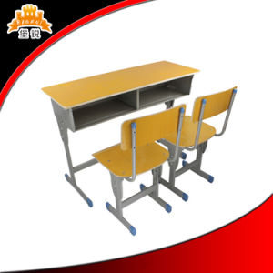 Metal School Furniture Student Chair and Desk pictures & photos