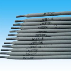 Guangzhou 3.2mm X 350mm E7018 Welding Rod pictures & photos