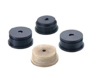 Precision Rubber Jacket of CNC Machine