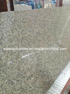 Chinese Tropical Brown Granite for Pavement
