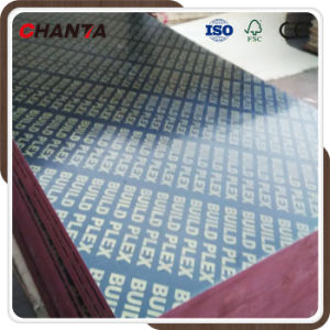 Plywood Factory Outlet 1220X2440mm Good Quality Film Faced Plywood for Construction pictures & photos