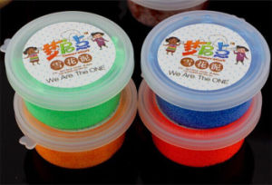 China Cheap Snow Clay Foam Putty pictures & photos
