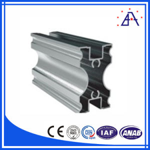 Customized Powder Coating 6063 Aluminum Profiles pictures & photos