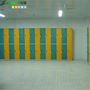 Compact Phenolic Panel Staff Locker pictures & photos