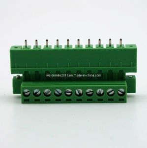 Pluggable Terminal Block (2EDGKBM-5.0/5.08/7.5/7.62mm)