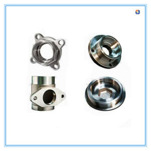 Investment Casting Parts for Machinery Parts Flange pictures & photos