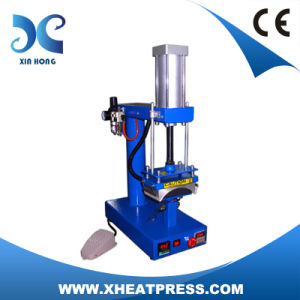 Good Quality Pneumatic Drive Cap Heat Press Machine pictures & photos