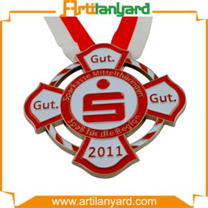 Wholesale Metal Medal with Ribbon pictures & photos