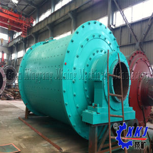 Long Working Life Dry Ball Mill Grinding Powder Into 400 Mesh pictures & photos