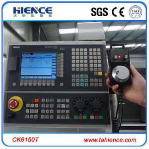 Full Function Cheap CNC Machine Automatic Lathe Ck6150A pictures & photos