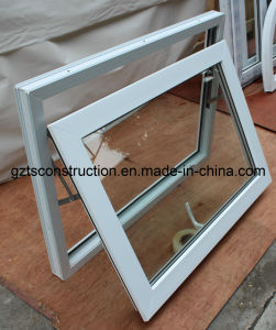 Top-Grade PVC Top-Hung Window pictures & photos