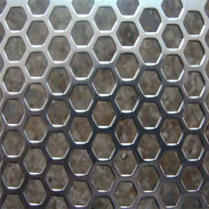 1mm Hole/2mm Thickness Perforated Metal pictures & photos