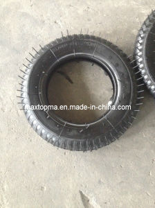 3.00-8 Maxtop Green Wheel Barrow Tyre pictures & photos