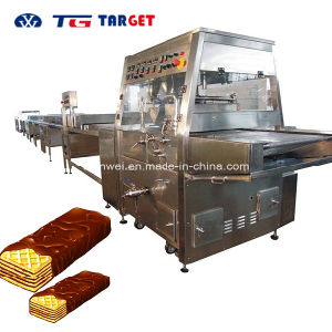China Machinery Chocolate Enrobing Line pictures & photos