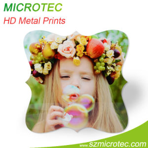 Photo on Metal Print Sublimation Print on Metal pictures & photos